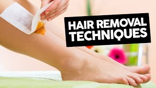 What's The Best Hair Removal Option For You? (Listed)