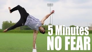 Get Over Backflip Fear In 5 Minutes | The Macaco