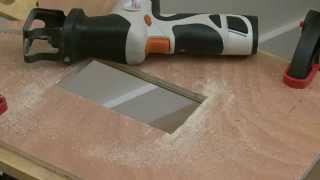 DEXTER Reciprocating Saw