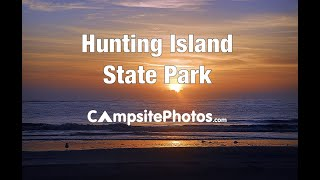 Hunting Island State Park, South Carolina Campsite Photos