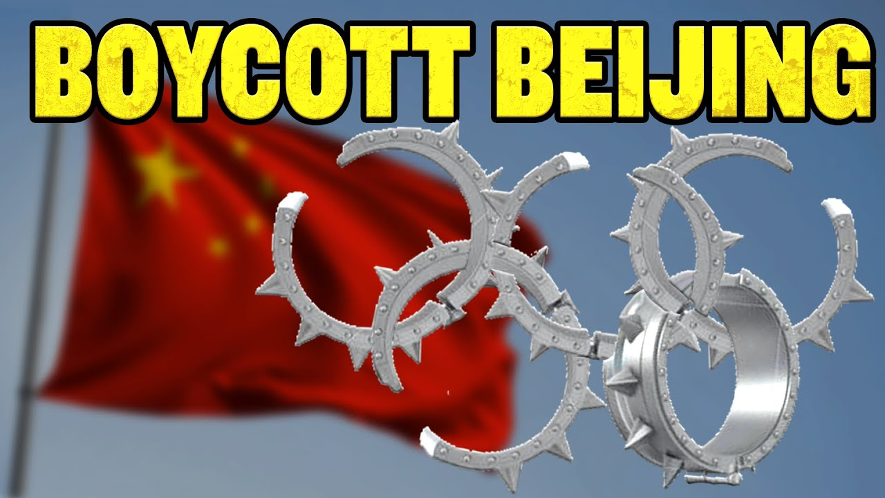 Download China is Terrified of Olympic Boycott