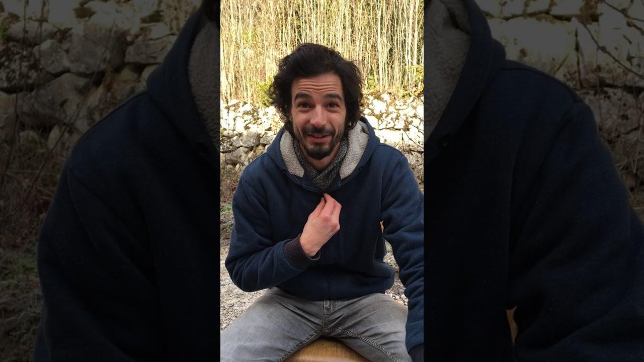 Pablo Servigne nos habla de su trabajo en español!
