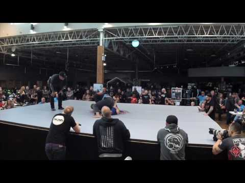 Katie Day (Alpha BJJ) vs Mary Ortega (Kansas City BJJ)