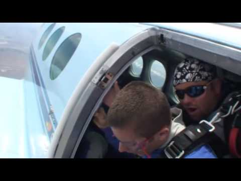 Chase and Fish fly 2.5 miles over the Great Salt Lake