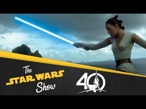 New The Last Jedi Details, Talking Thrawn with Timothy Zahn & the 40th Anniversary of Star Wars