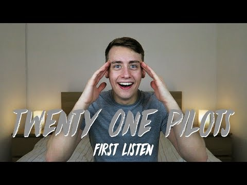 Listening to TWENTY ONE PILOTS for the FIRST TIME | Reaction