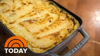 Baked Mashed Potatoes With Bacon And More Last Minute Thanksgiving Side Dishes  TODAY