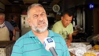 الأزمة الاقتصادية والسياسية تؤثر على حركة الأسواق في فلسطين (7-5-2019)