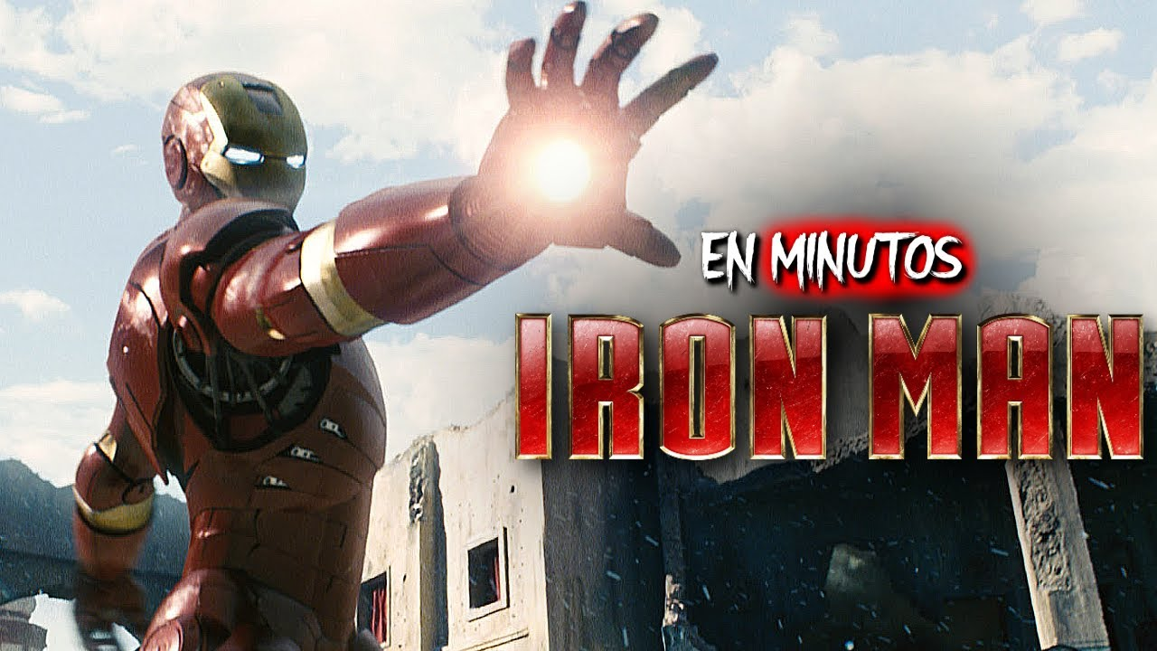 Download IRONMAN 1 - EN MINUTOS