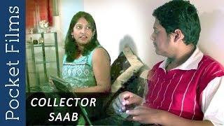 Hindi Thriller Short Film - Collector Saab - A Man With A Strange Hobby