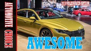 [AUTO SHOW] The 2019 Volkswagen Arteon is preparing for its U.S.- advertise discharge, WATCH NOW!!!