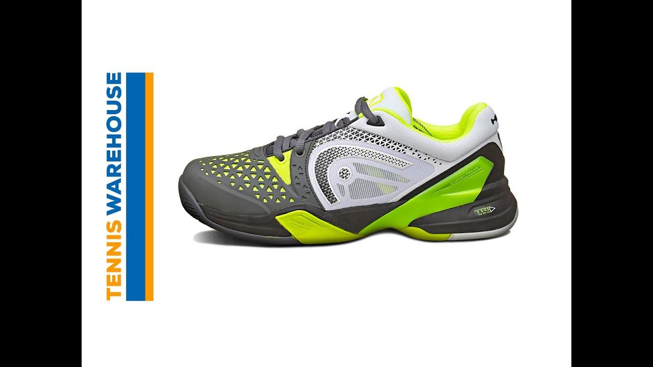 Head Revolt Pro Men's Tennis Shoes
