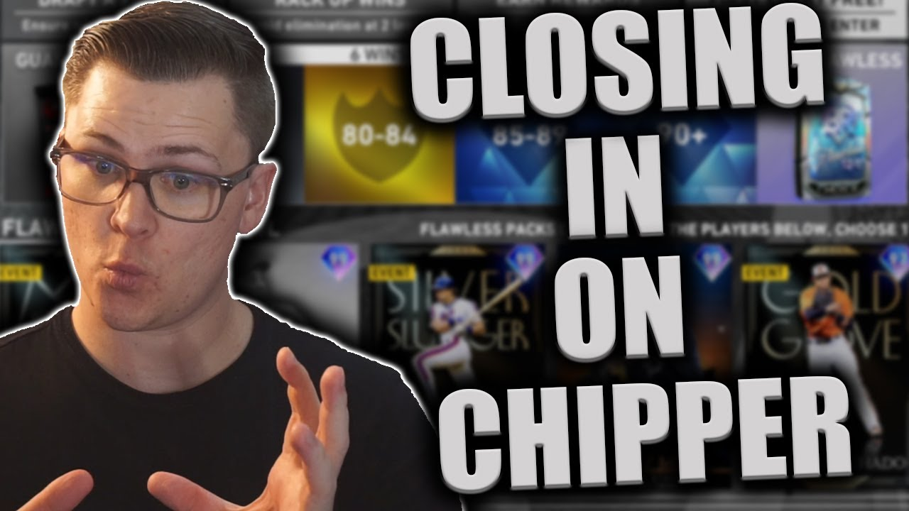 CLOSING IN ON CHIPPER! BOMBS & RAGE QUITS! MLB The Show 20 Battle Royale