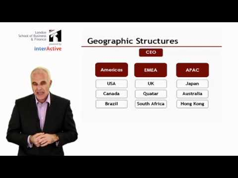 LSBF Global MBA: Introduction to Organisational Structure & Design