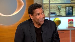 "Denzel Washington on ""Fences,"" directing and family"