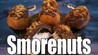 S'morenuts - Handle it