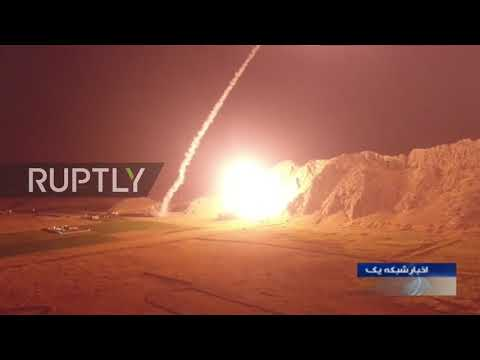 Iran: 'They used bullets, we answered with missiles' - IRGC on Syria ballistic strike