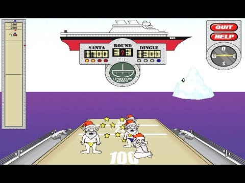 Elf Bowling 2 : Elves Paradise (Windows Game 2000)