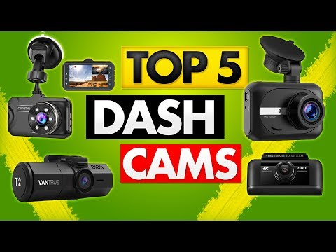 Top 5 Best Dash Cam Of [2020]