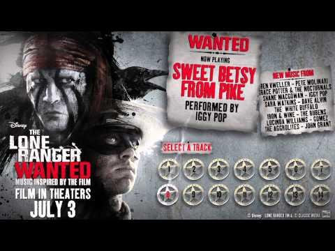The Lone Ranger: Wanted (Official Album Sampler)