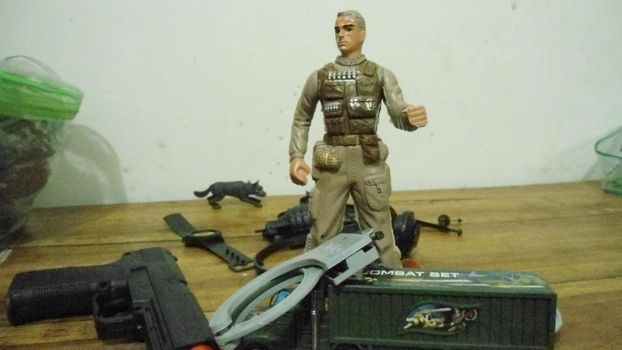 Army Men Plastic Apocalypse kids toys