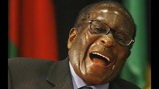 Robert Mugabe, president of Zimbabwe, From YouTubeVideos
