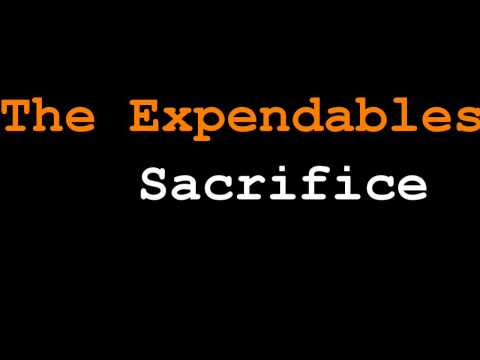 The Expendables - Sacrifice (Summer Teva Mountain Games 2012)