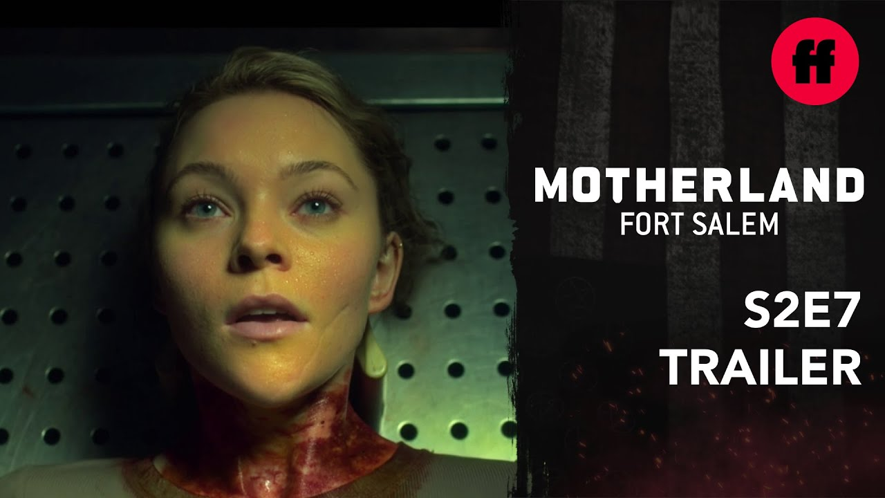 Download Motherland: Fort Salem | Season 2 Episode 7 Trailer | You're Awake