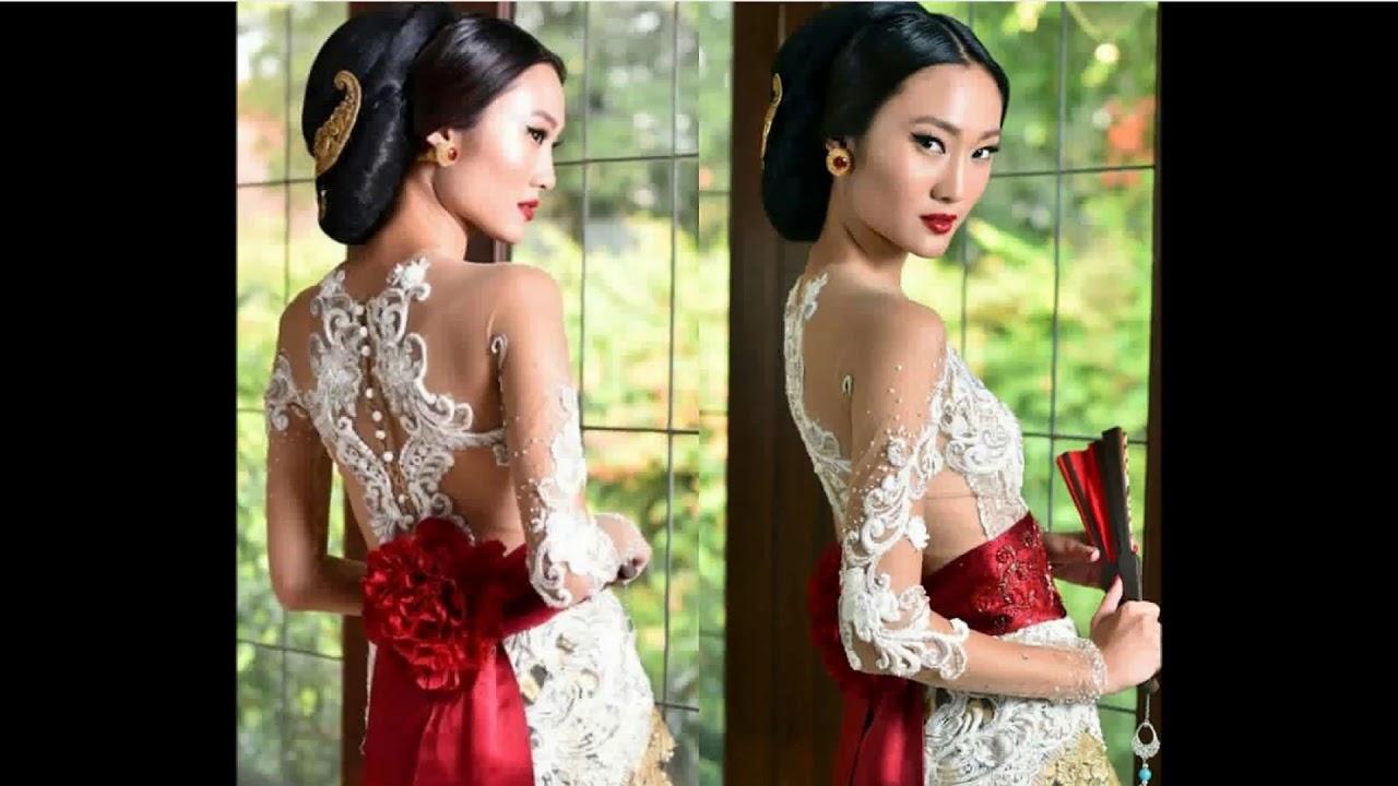 08122718006 Kebaya Pagar Ayu Fashion Show Paling Spektakuler