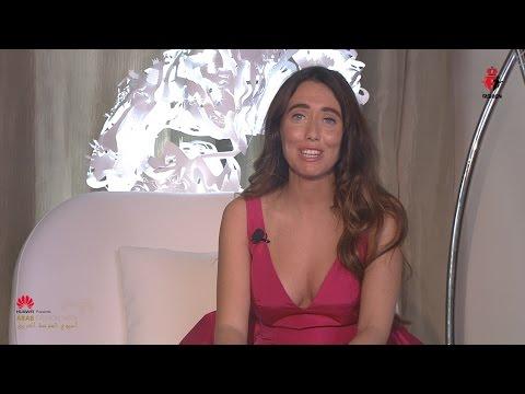 Interview to Amber for Jan Jansen - Arab Fashion Week