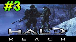 Halo Reach | Misión 3 en Español Latino | Campaña Completa