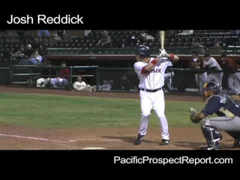 Boston Red Sox prospect Josh Reddick