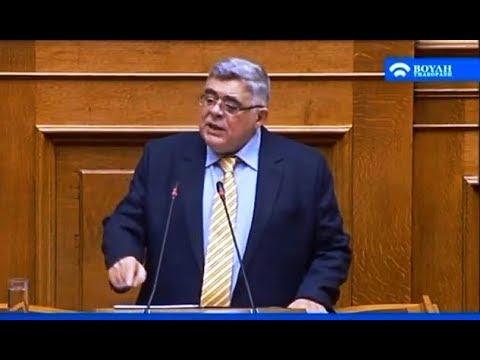 Ν. Γ. Μιχαλολιάκος: Δημοψήφισμα τώρα για την Μακεδονία μας!