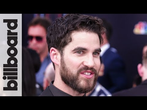 Darren Criss Dishes on Upcoming Tour with Lea Michele  BBMAs 2018
