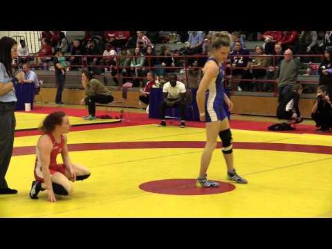 2015 Nordhagen Classic: 48 kg Darby Huckle vs. Gen Morrison