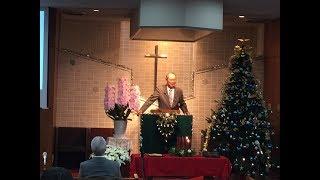 2017年12月10日 赤坂教会礼拝