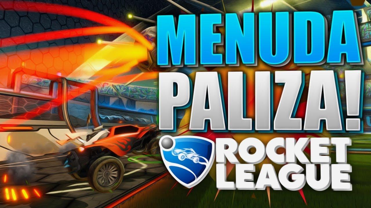 ¡INCREÍBLES GOLES! Rocket League