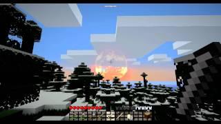 Minecraft Sunrise (Nagareru texture pack)