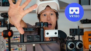 What VR180 Camera is perfect for YOU? Watch THIS (in VR) to find out!