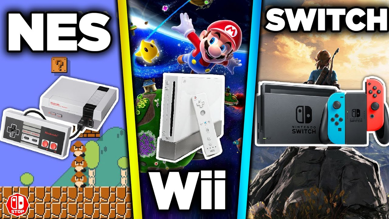 What Is The BEST Game On EVERY Nintendo System!?
