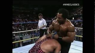 Steiner Brothers vs Doom - 1990  PT 1