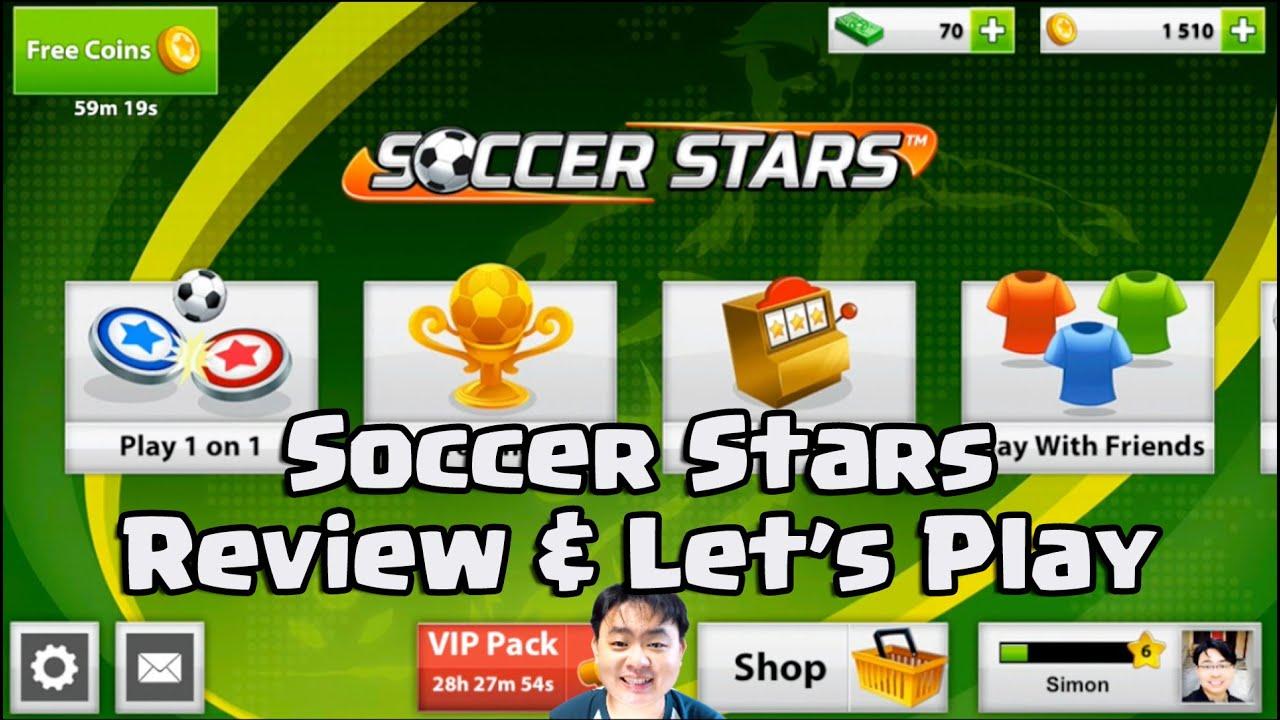 Soccer Stars Games