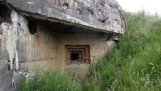 WOW, i found lots of WW2 bunkers ! Part 1.