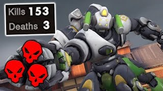Overwatch Solo Carry #24
