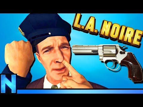 VR GOOFY COP ADVENTURES  LA Noire VR