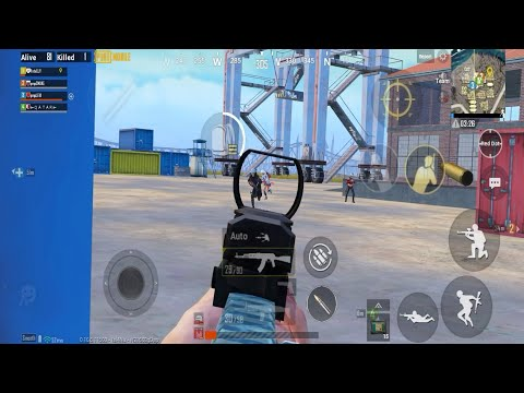 FOUR FINGERS Claw + GYROSCOPE 🧨   My 1st Week OF Training 🔥   IPhone 📲 11 Pro Max - PUBG Mobile