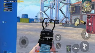 FOUR FINGERS Claw + GYROSCOPE 🧨 | My 1st Week OF Training 🔥 | IPhone 📲 11 Pro Max - PUBG Mobile