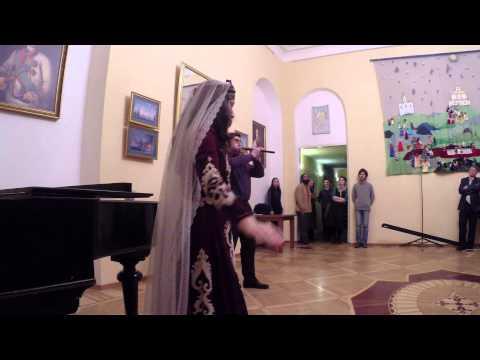 20 марта 2015 Приход Чесменской Церкви. Армянский дудук.