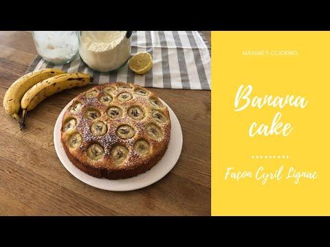 comment-faire-un-banana-cake-(comme-cyril-lignac)?🥧