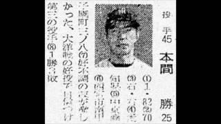 1965年 阪神タイガース 選手名鑑